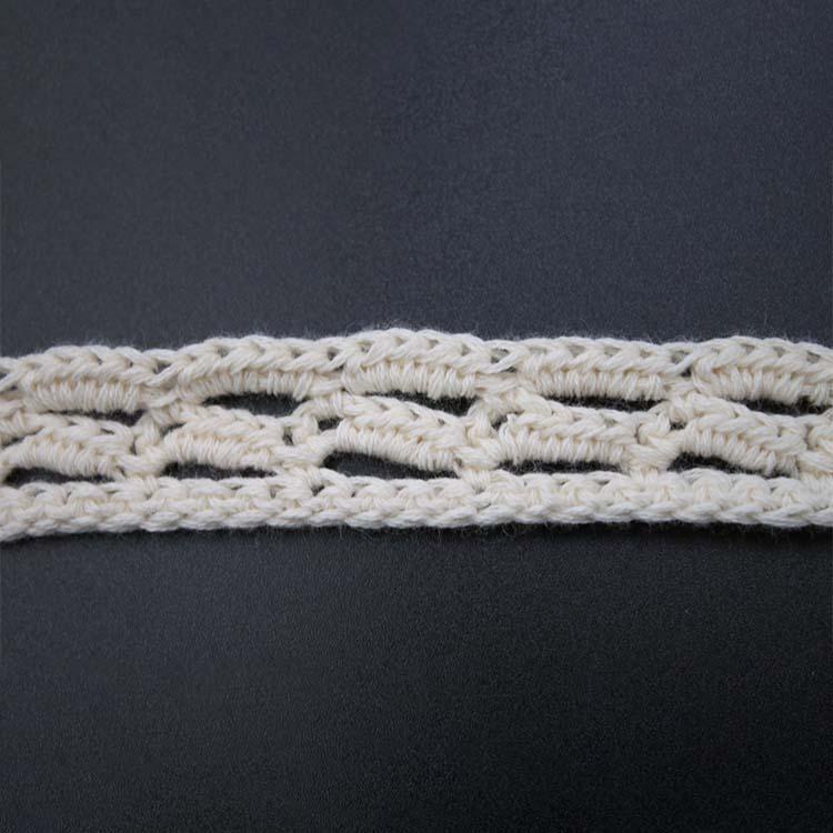 Cotton Lace Tape Trim