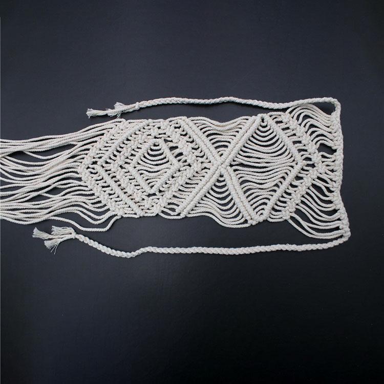 Crochet Embroidery Collar /Vest Trims