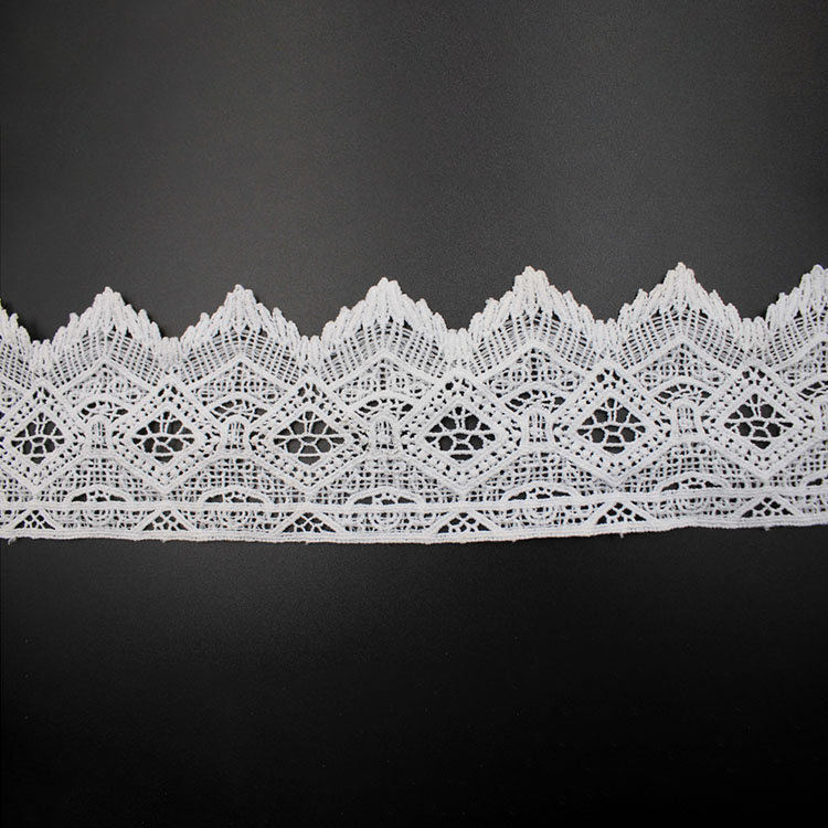 Embroidery Cottonlace Trim