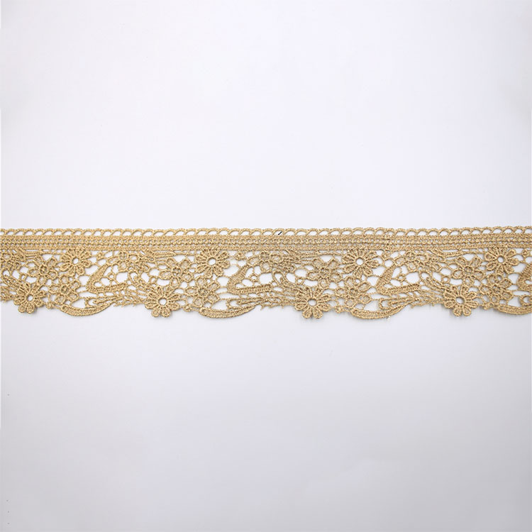 French Non-elastic Lace Accessories Clothing Fabric