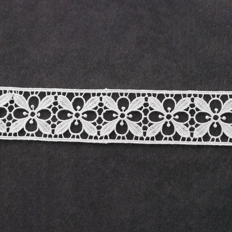 New Arrival Cotton EmbroideryBorderLace