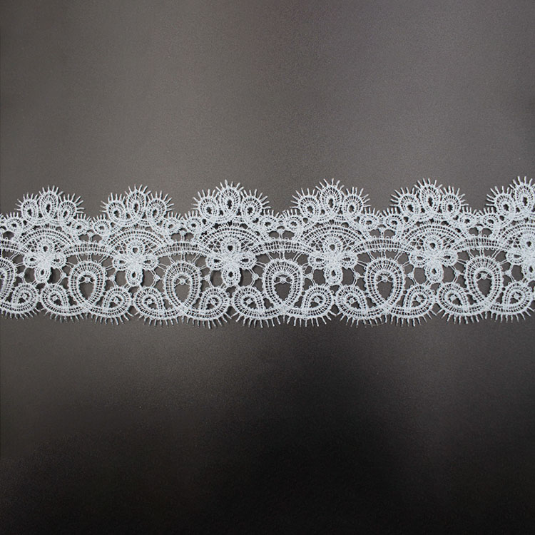 New Coming Flower Border Lace Trimming