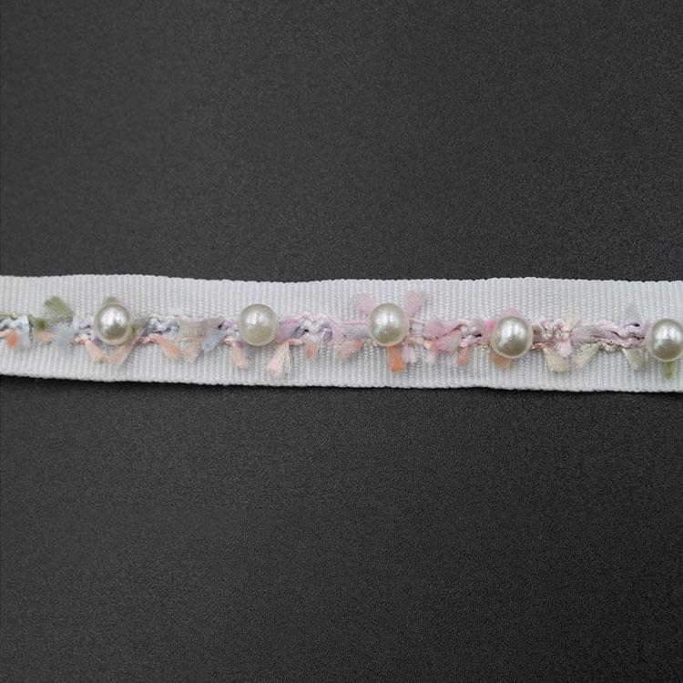 Pearls Beaded Tape