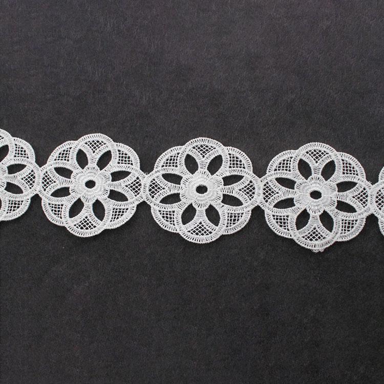 RibbonLaceTrim 6cm Wide GarmentWater SolubleLace