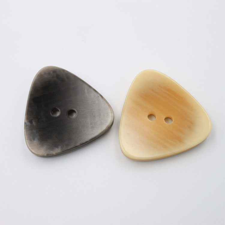 Solid Color Resin Button