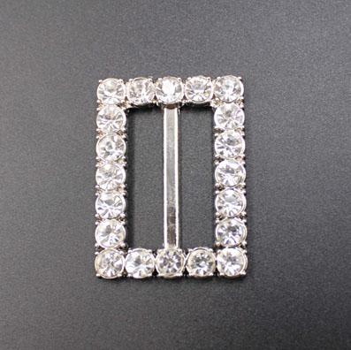 Square Diamond Buckle