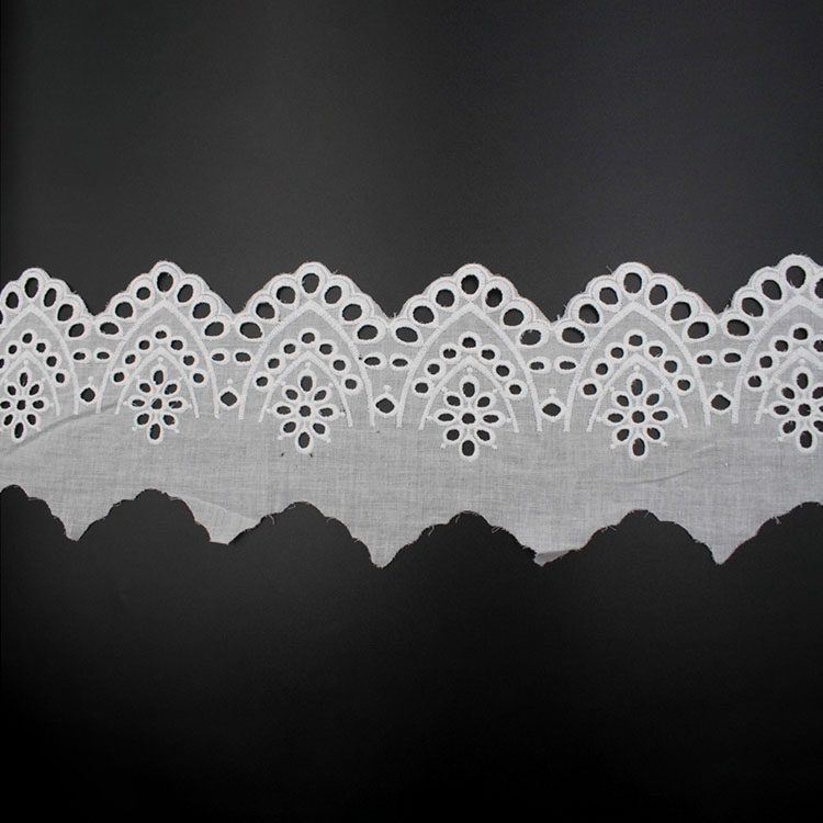 White Lace Trimming Border Lace
