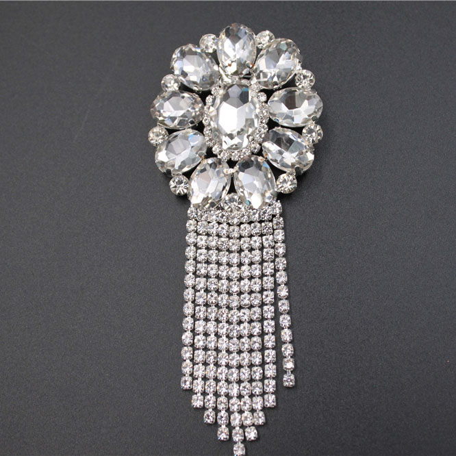 Womens Crystal Brooches