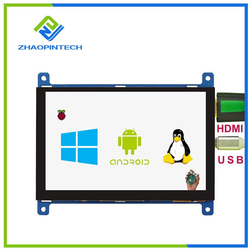 5 LCD LCD tampilan LCD