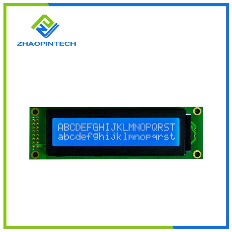 Wyświetlacz LCD 20x2 znaków