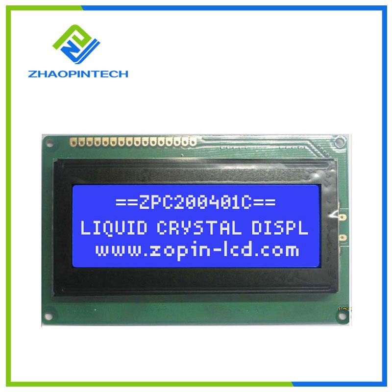 20x4 Character LCD Display