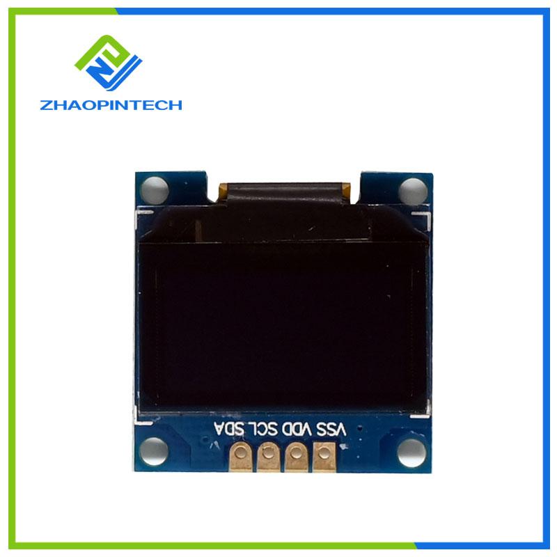 0,66 дюймдік OLED дисплей