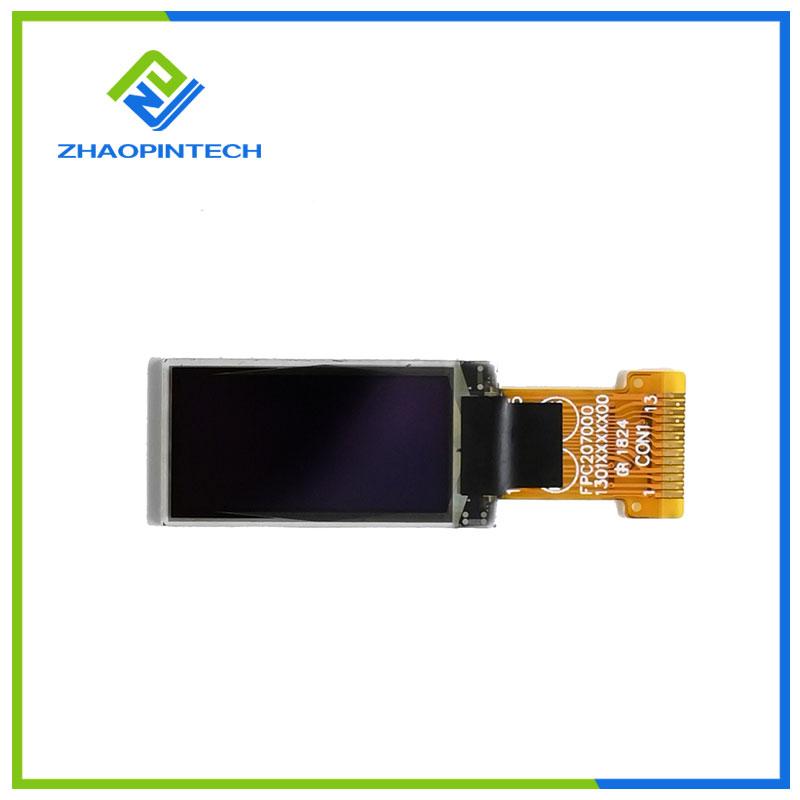 0,96 дюймдік 64x128 OLED дисплей