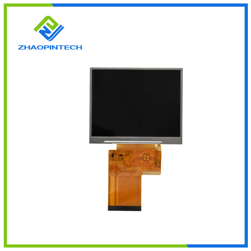 3,5 дюймдік TFT LCD дисплейі