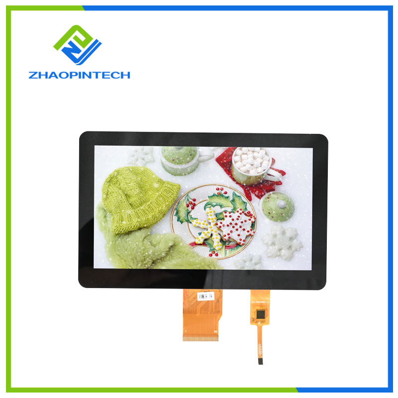7 дюймдік 1024x600 LCD сенсорлық дисплей