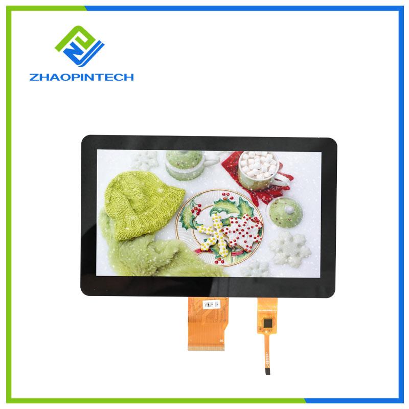 7 inci Tampilan Tutul LCD 1024x600