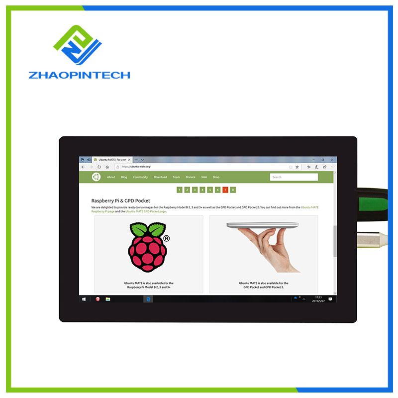 Comparison saka LCD LCD lan Tampilan LED