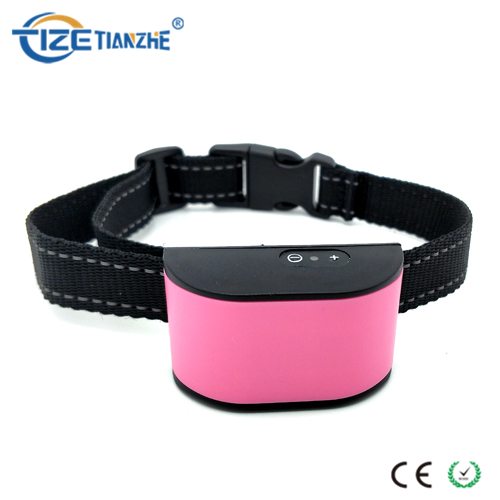 Dog Training Products No Shock Anti Barking Device Collar