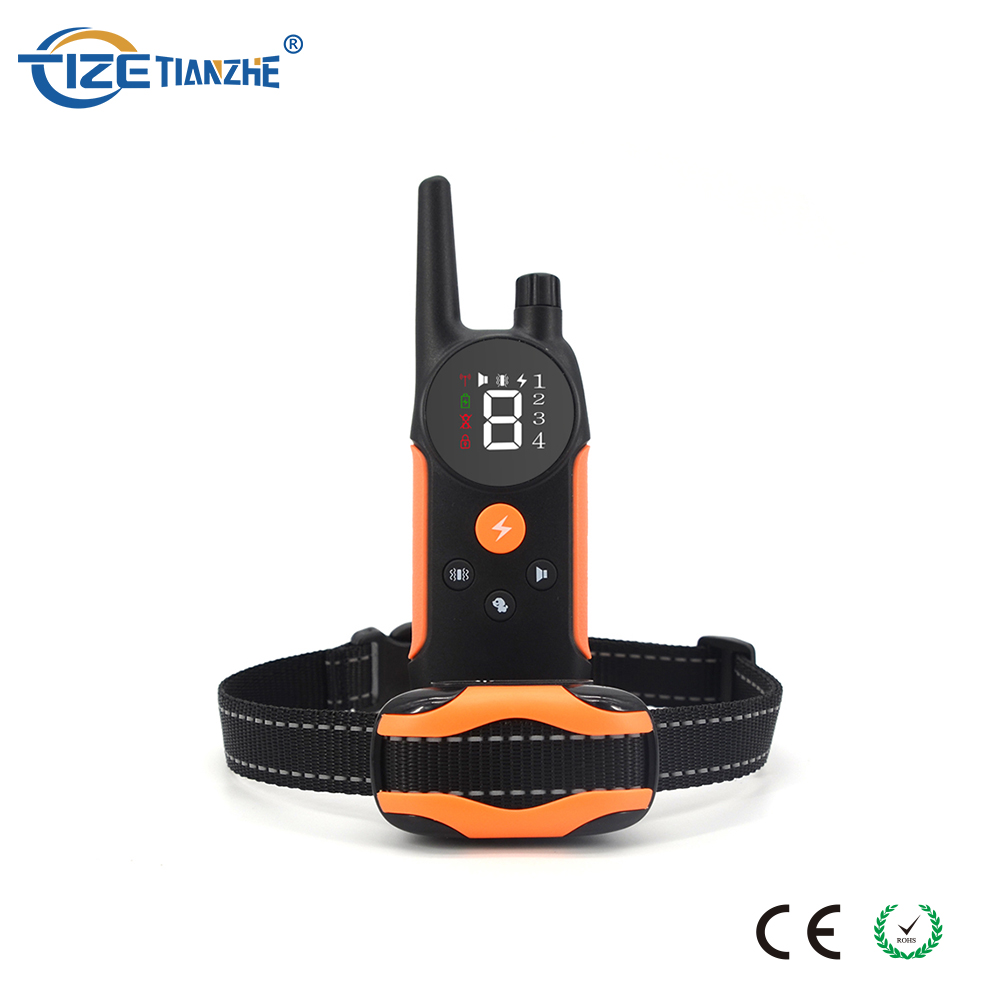 600 Meters Rechargeable and Waterproof Electric Shock Dog Training Collar