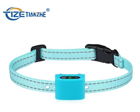 Mini Size Rainproof Rechargeable Vibrator Smart Dog Bark Control Collar