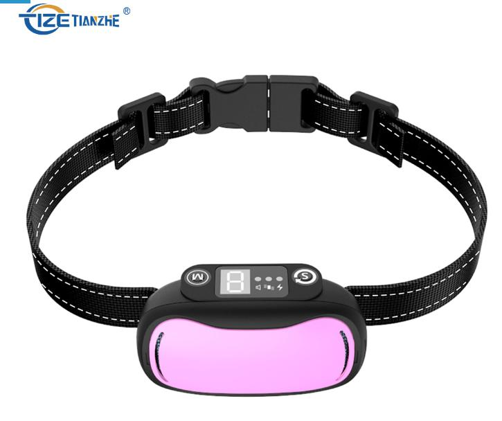 Sleep Model Protect Rechargeable Professional Dog Anti Bark Collar