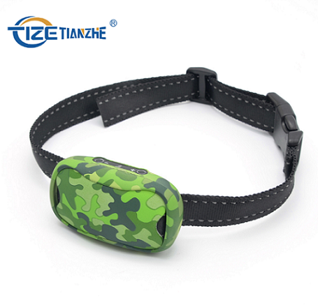 Unique Camouflage Design Battery operated Training Dog No Bark Collar