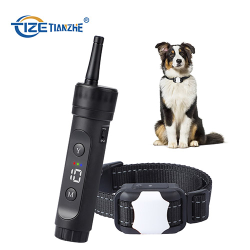 Waterproof and Rechargeable Electronic Remote Dog Training Collars