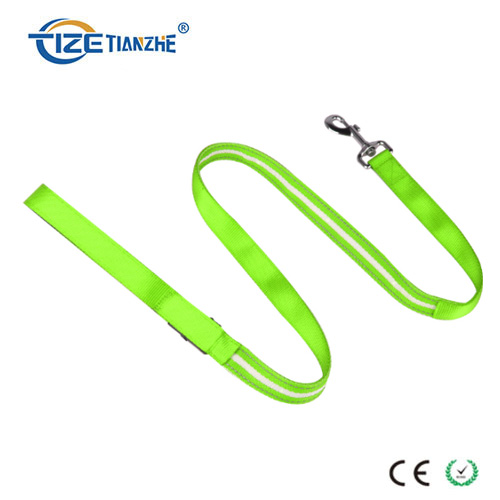 Pet Supplies LED Dog Collar Leash for dog Night Safety Walking