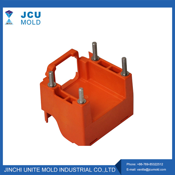 Vertical Injection Molding With Hardware Inserts Part