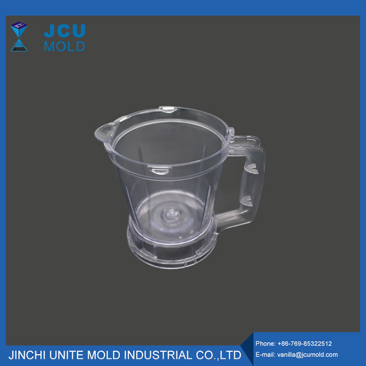 Mold for Coffee Machine Container