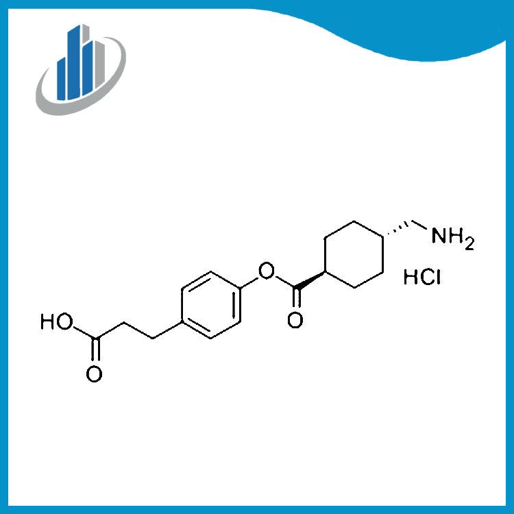 Cetraxato, clorhidrato Cas 27724-96-5