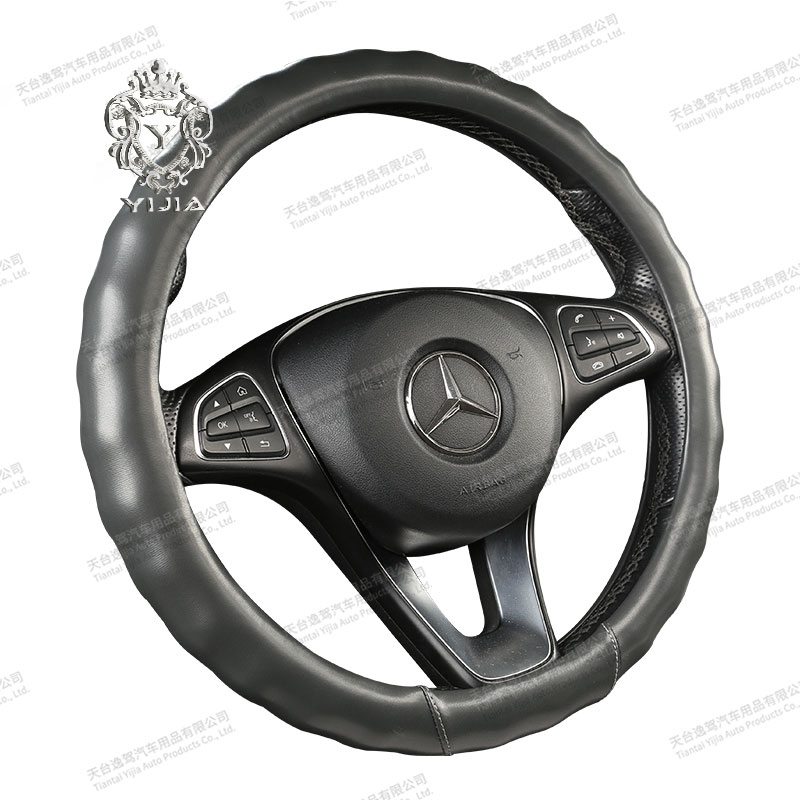 Pu Leather Universal Fashion Car Steering Wheel Cover JY-5