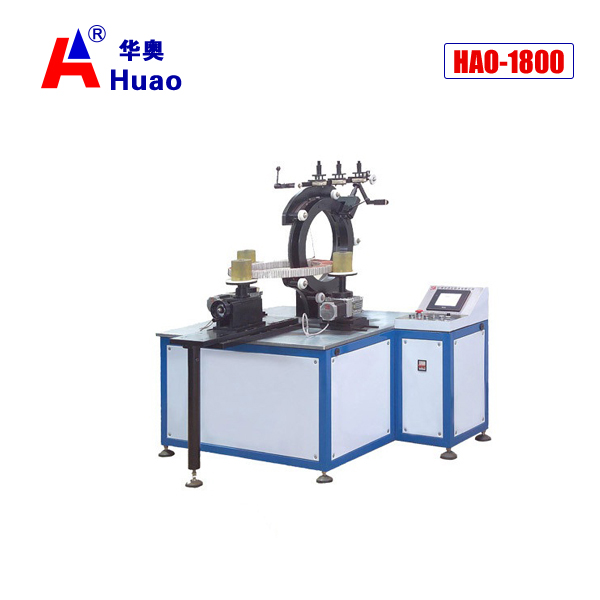 Toroidal Coil Winding Machine