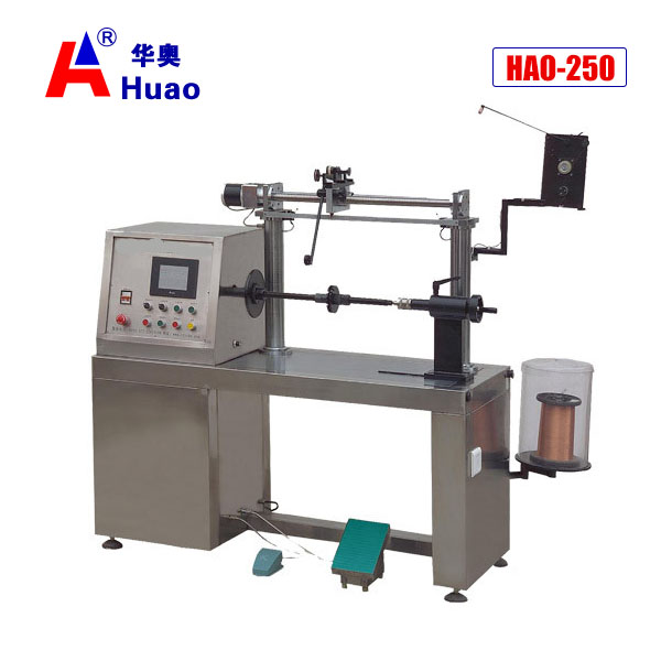 Linear Transformer Winding Machine
