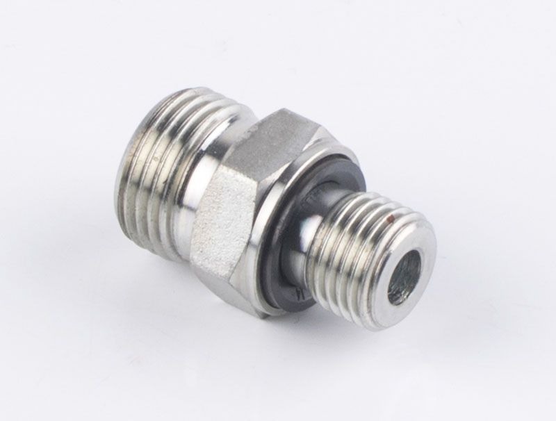 Hydraulic DIN Fittings 1CB-WD/1DB-WD BSP THREAD WITH CAPTIVE SEAL