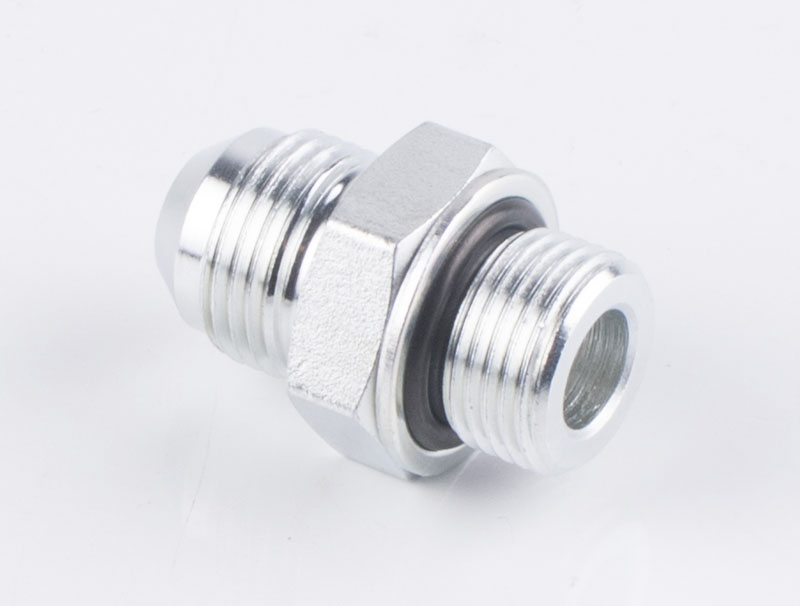 1JH JIC MALE 74 ° CONE / METIRC MALE REGLABLE MUD STUD END SÉRIE L ISO 6149-3