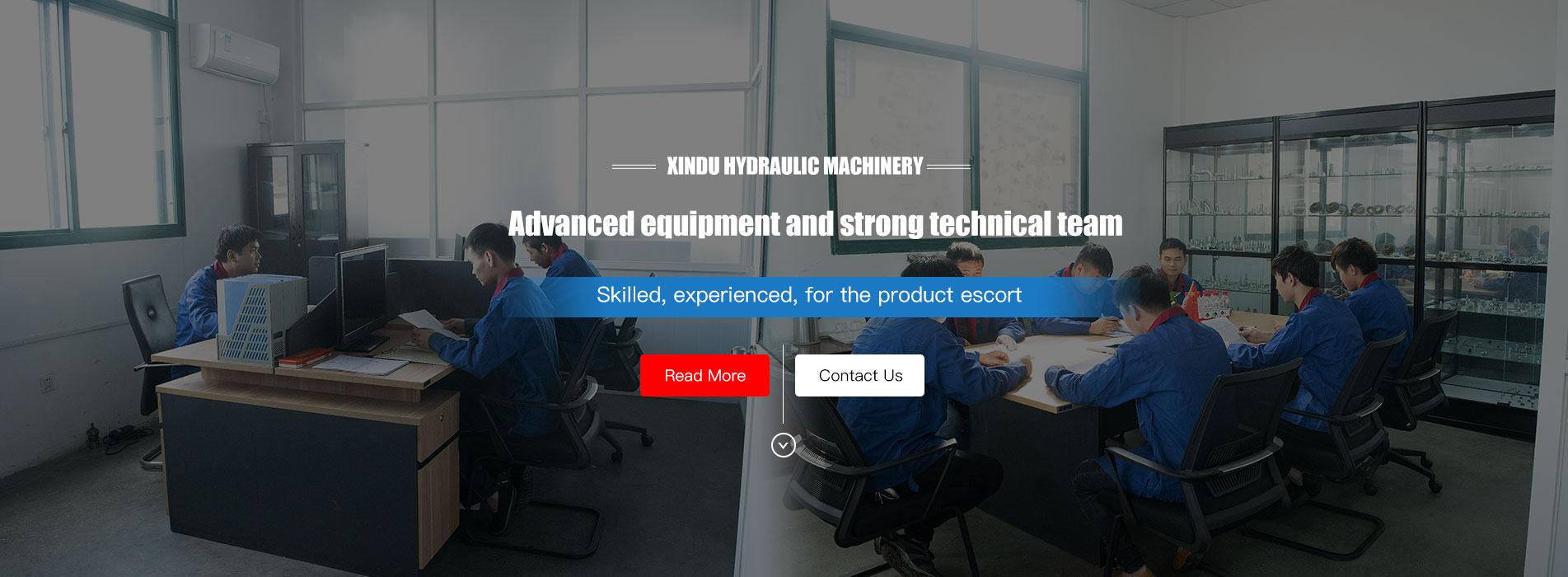 Ningbo Xindu Hydraulic Machinery Co.,Ltd.
