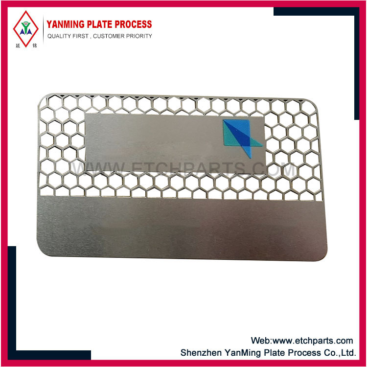 Metal Card For Business
