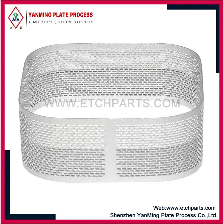 Aluminum Etching