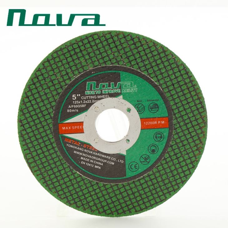 4 Inch Abrasive Aluminum Oxide Cut Off Wheels