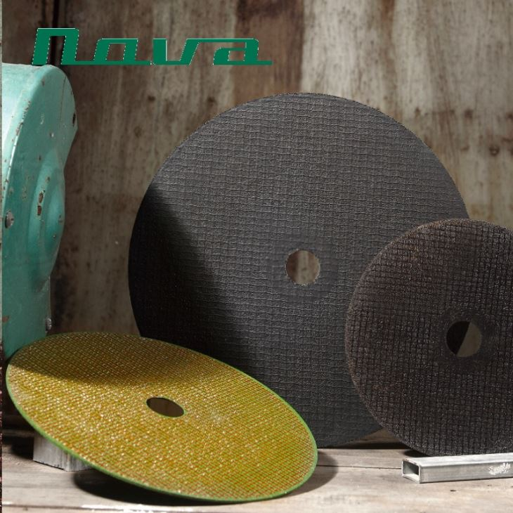 Abrasive Resin Cutting Disc For Metal And Stainless Steel