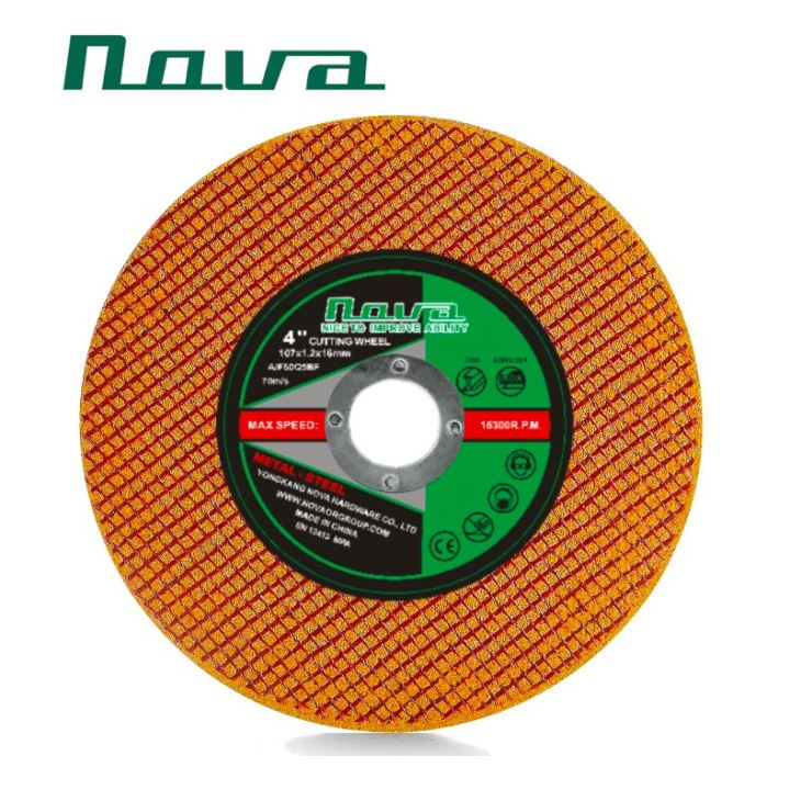 4 Inch Angle Grinder Sharpness Cutting Wheel