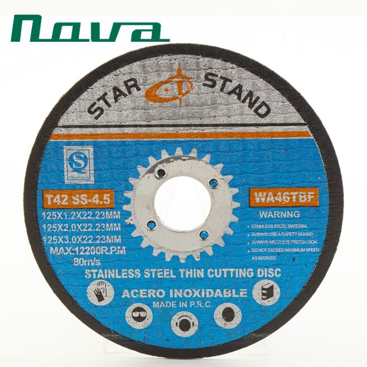 Resin Angle Grinder Abrasive Cutoff Wheel