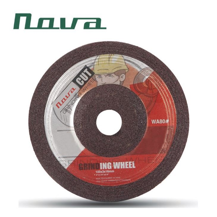 4 Inch Abrasive Aluminum Oxide Grinding Disc