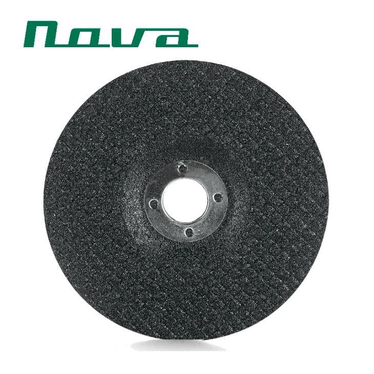 دیسک سنگ زنی اکسید آلومینیوم سایز 4 اینچ
