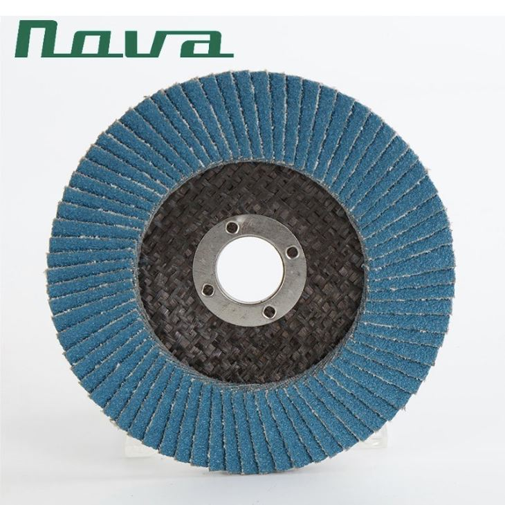 4inch Flap Disc For Stainless Steel