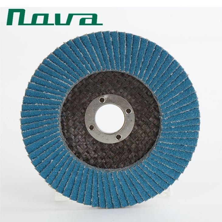 Grinding Flap Disc For Hardware Tool