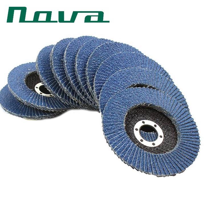 4 лоскут колеса шлифовальный