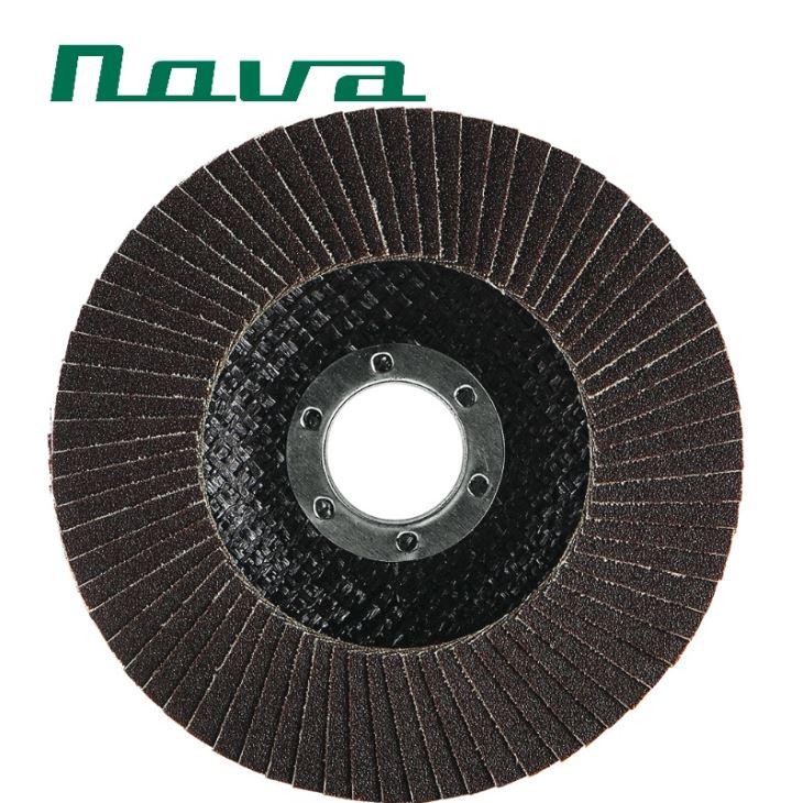 چرخ آسیاب اکسید آلومینیوم 5 اینچی ساینده