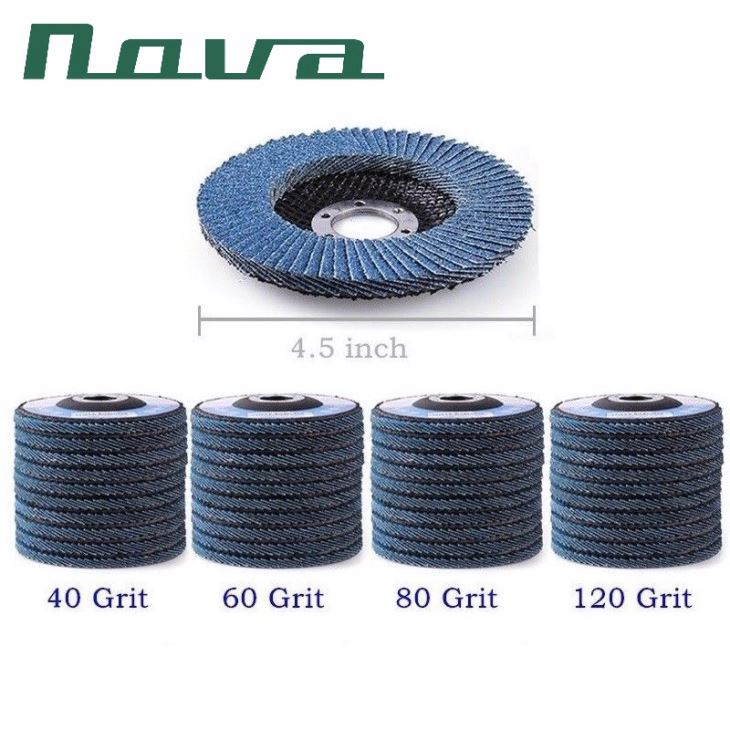 4 Inch Abrasive Aluminum Grinding Disc